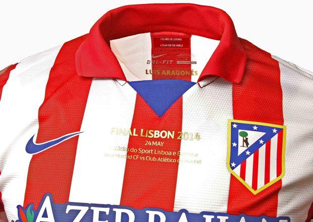 Luis Aragonés acompañará al Atlético de Madrid en Lisboa