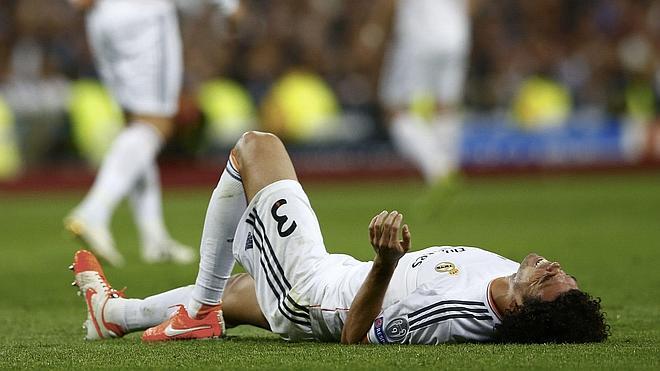 El Real Madrid empieza a pensar en una final sin Pepe
