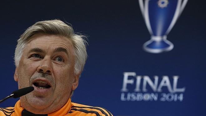 Ancelotti: «Ganará el que sea más equipo»