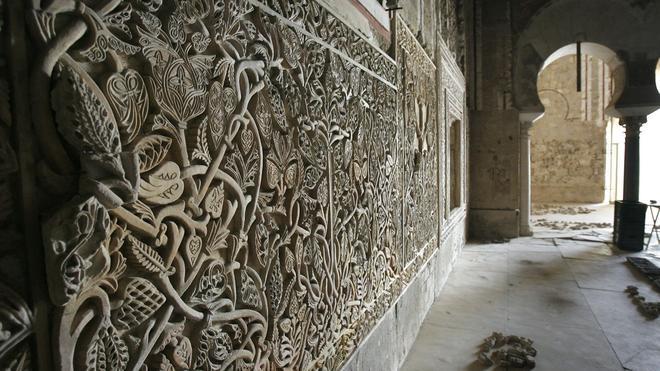 Medina Azahara, una ciudad de las mil y una noches