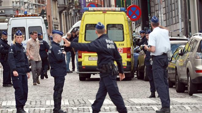 Tres muertos y un herido grave en un tiroteo en el Museo Judío de Bruselas