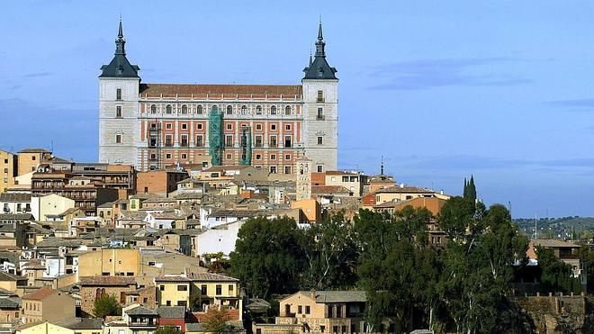Mirador del Valle en Toledo, la ciudad del Tajo