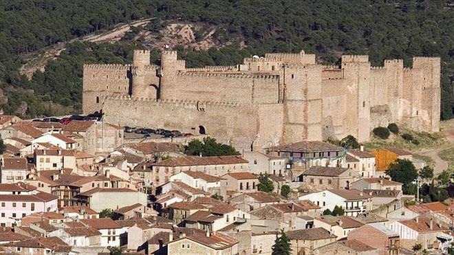 Castillo de Sigüenza, la ciudad del Doncel
