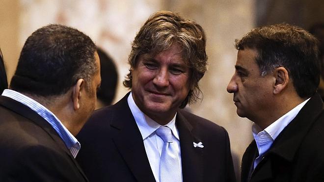 El vicepresidente argentino, imputado en un caso de corrupción