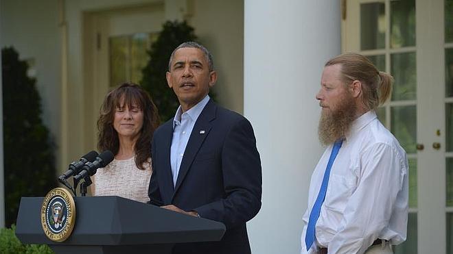 Obama promete liberar a todos los ciudadanos de EE UU detenidos en el mundo