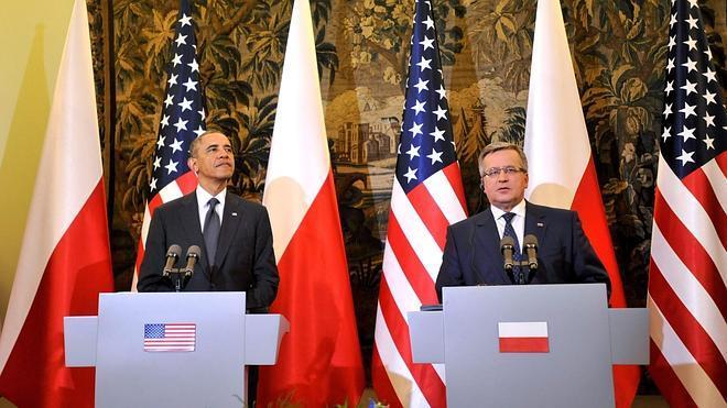 Obama anuncia un plan para reforzar la presencia militar de EE UU en Europa del Este