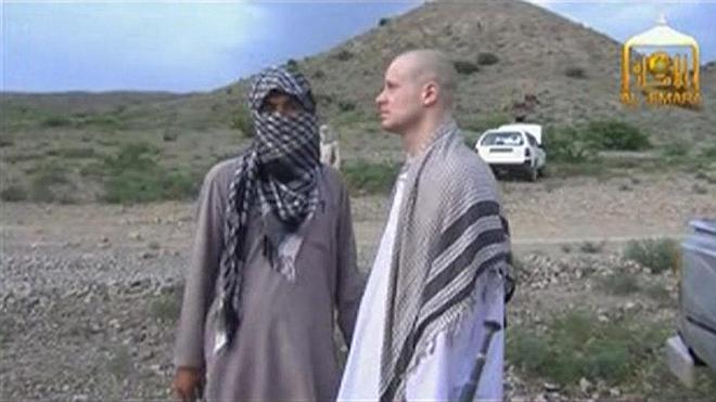 Los talibán difunden un vídeo sobre la entrega de Bergdahl