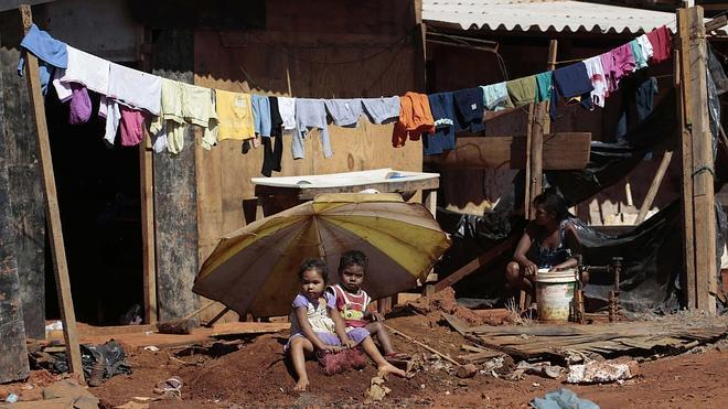 En Brasil protestan por los gastos del Mundial... y por la 'Seleçao'