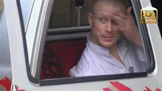 Bergdahl fue torturado durante su cautiverio por intentar escapar