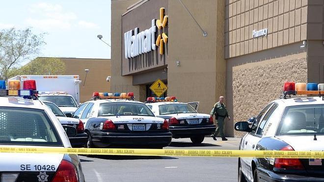Al menos cinco muertos en tiroteo en Las Vegas