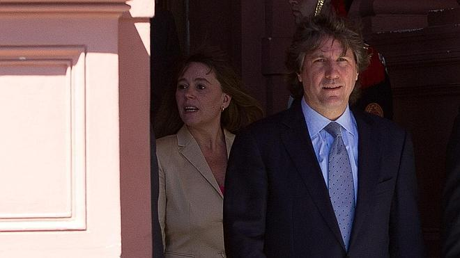 Boudou, un dolor de cabeza para Cristina Fernández