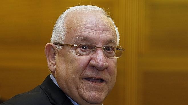 Reuven Rivlin, nuevo presidente de Israel