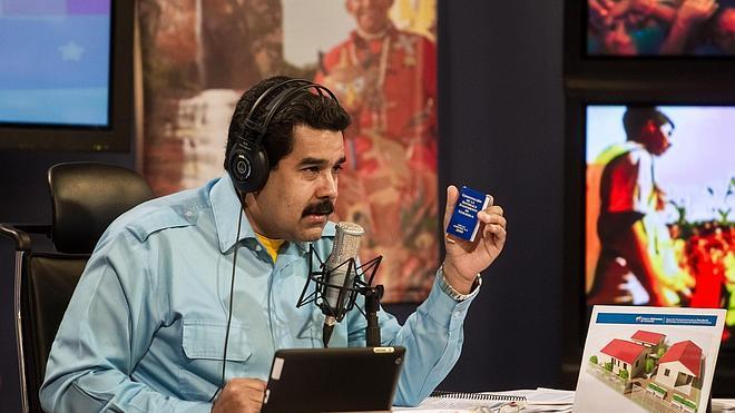 Maduro dice que si hay alguien de ETA en Venezuela se buscará