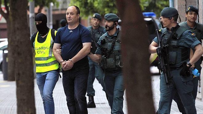 Prisión para el etarra que trató de asesinar a Patxi López