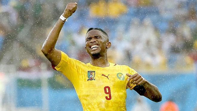 Eto'o espera un «milagro» para poder jugar contra Croacia