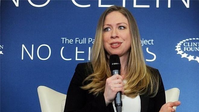 Chelsea Clinton, la saga continúa
