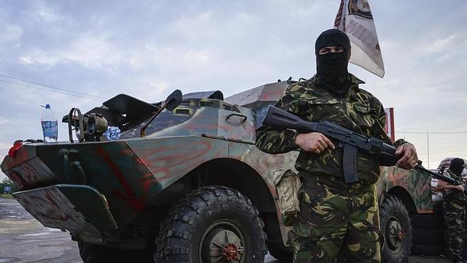 La OTAN denuncia el envío de nuevas tropas rusas a la frontera con Ucrania