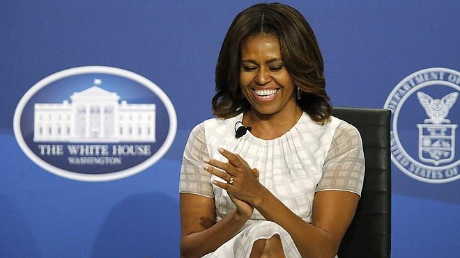 Michelle Obama rechaza dedicarse a la política cuando deje la Casa Blanca