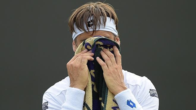 Ferrer se despide de Londres en segunda ronda