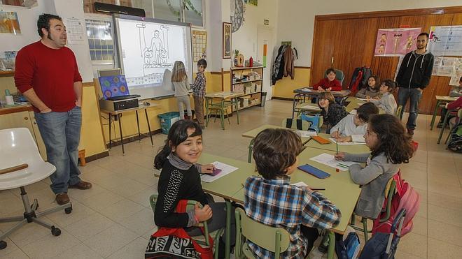 Solo el 8% de los profesores españoles se siente valorado