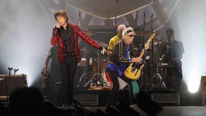 Los Rolling Stones cautivan al Bernabéu