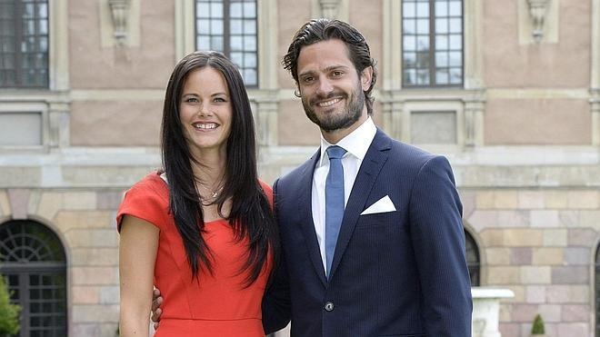 Carlos Felipe de Suecia se casará con Sofia Hellqvist