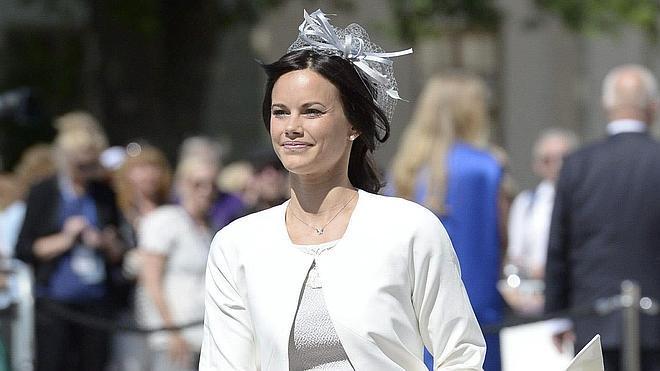 Una 'stripper' en la familia real sueca