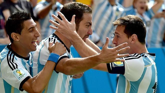 Argentina encuentra motivos para soñar