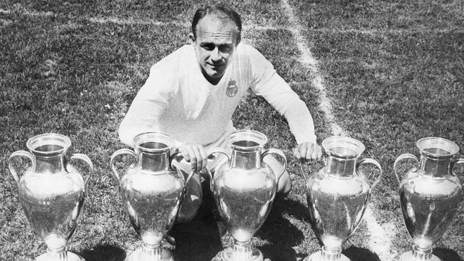 Adiós a la leyenda del fútbol total