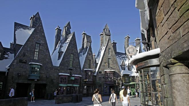 Hogwarts se muda a Florida