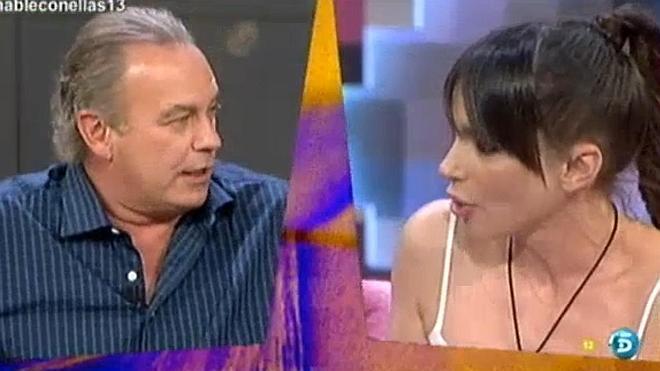 Beatriz Montañez paga los 1.000 euros a Bertín Osborne