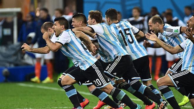 Romero conduce a Argentina hasta Maracaná