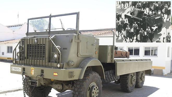 El camión que estuvo 35 años olvidado