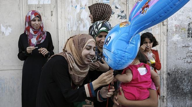 Las armas callan en Gaza