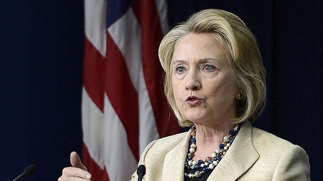 Alemania 'espió' a Hillary Clinton
