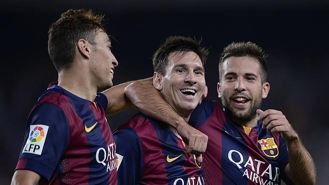 Messi ha vuelto