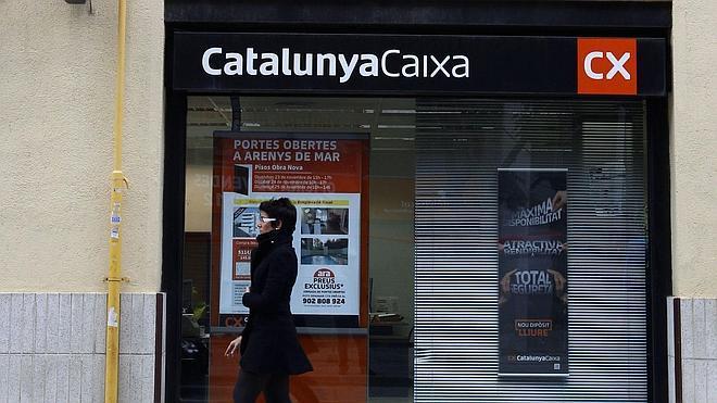 CatalunyaCaixa gana hasta junio 103,5 millones, un 43,5 % menos