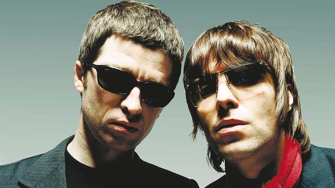 Cuando los hermanos Gallagher eran jóvenes