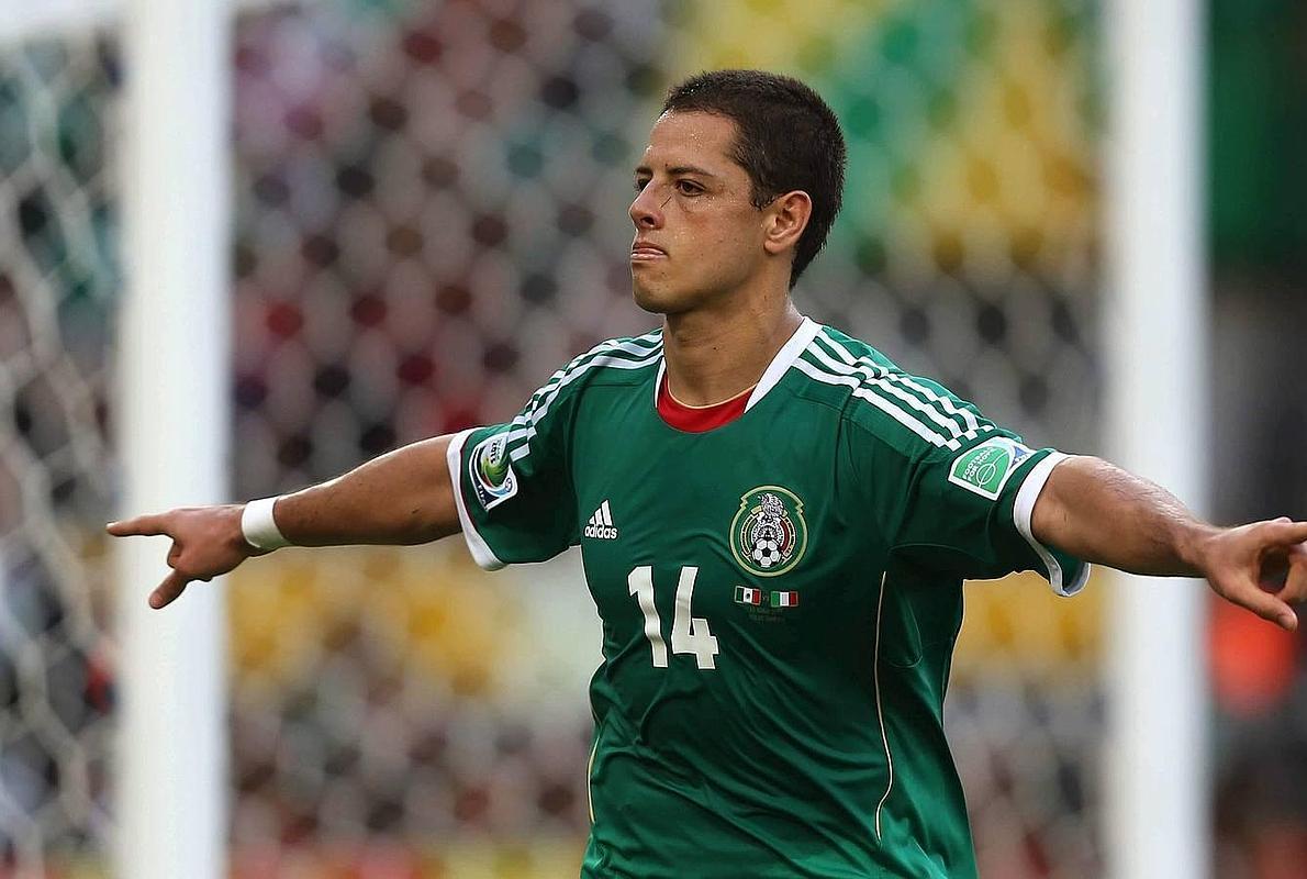 'Chicharito', nuevo jugador del Real Madrid