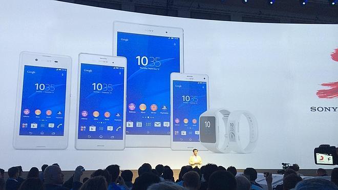 IFA 2014: Sony arroja luz a la fotografía móvil con el Z3