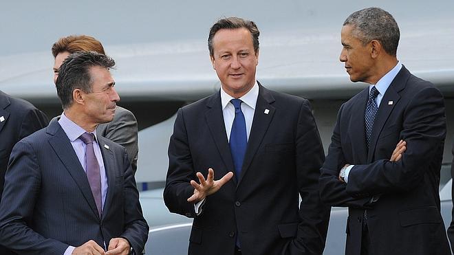 La OTAN aprueba una fuerza de intervención inmediata para disuadir a Rusia