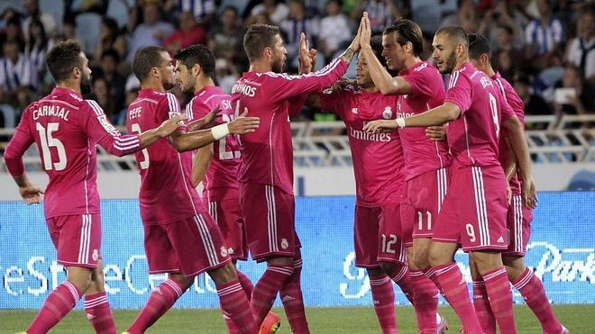 Real Madrid y Barcelona intercambian sus horarios en la jornada 8