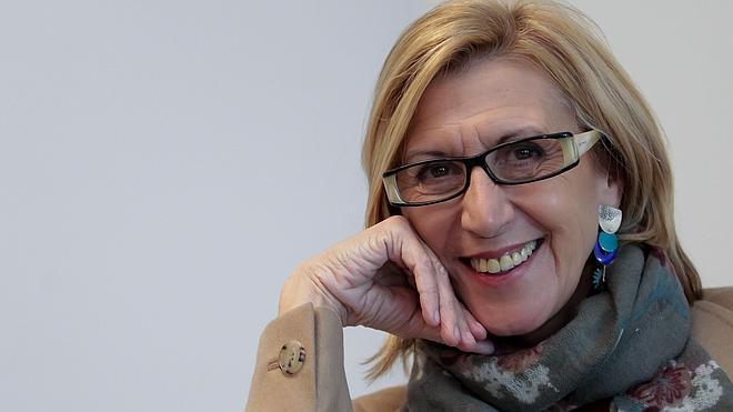 Rosa Díez: «No queremos ser muletilla de nadie»