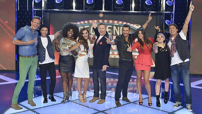 Los 'mini' cantantes de Telecinco arrasan