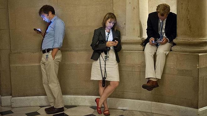 La penetración de los 'smartphones' en España se duplica en dos años, hasta el 84%