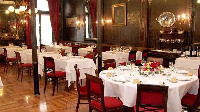 Los restaurantes con más solera de España