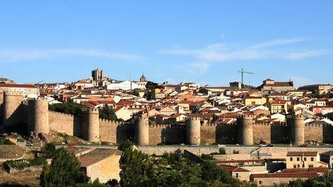 Las cinco perlas de Ávila