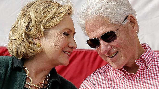 Hillary Clinton visita Iowa, un estado clave para alcanzar la Casa Blanca