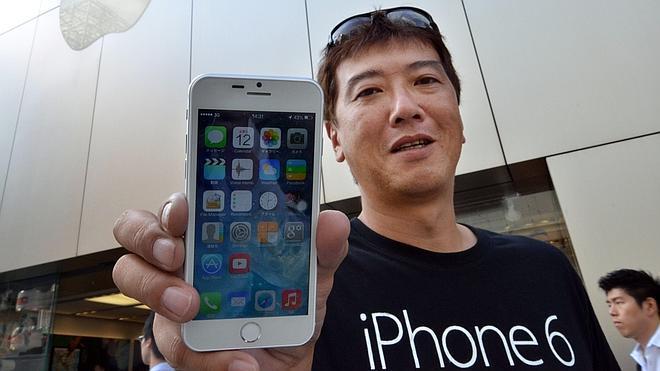 Apple recibe más de 4 millones de pedidos del iPhone 6 en 24 horas