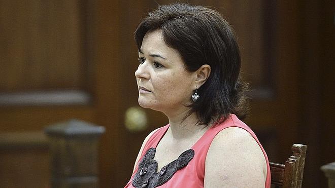 Ruth Ortiz: «Quiero y necesito enterrar a mis hijos en paz»